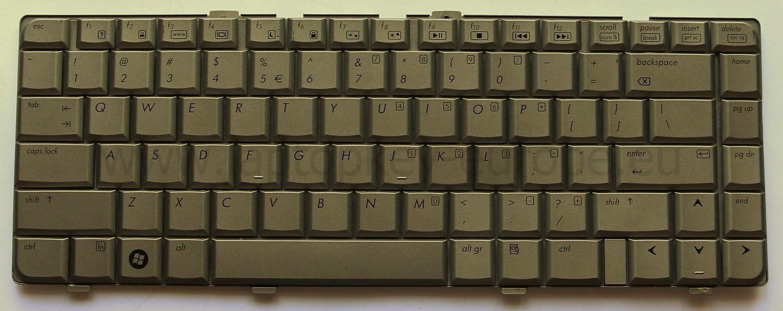 HP243 Key for keyboard HP 6510B 6530B 6515B 6535b 6715B 8530 6515 6900 6710 6510